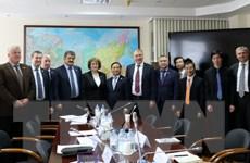 Thúc đẩy quan hệ đối tác chiến lược giữa Việt Nam và Liên bang Nga
