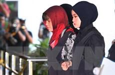 Tòa án Malaysia tiến hành phiên xét xử nghi phạm Đoàn Thị Hương