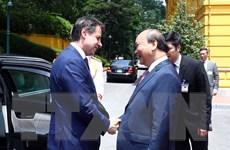 [Photo] Lễ đón Thủ tướng Cộng hòa Italy thăm chính thức Việt Nam