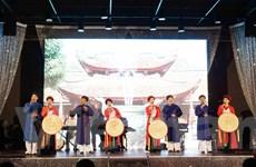 Quan họ Bắc Ninh góp phần bảo tồn, lan tỏa văn hóa dân tộc tại Séc