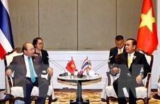 Hình ảnh về hoạt động của Thủ tướng Nguyễn Xuân Phúc tại Thái Lan