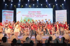 Khai mạc Ngày hội gia đình các tỉnh ở khu vực Đông Nam Bộ