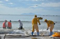 Đà Nẵng tổ chức diễn tập ứng phó với sự cố tràn dầu trên biển