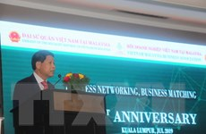 Việt Nam và Malaysia nỗ lực tăng kim ngạch thương mại lên 25 tỷ USD