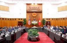 Việt Nam, Malaysia sẽ hợp tác đảm bảo hòa bình ổn định ở Biển Đông