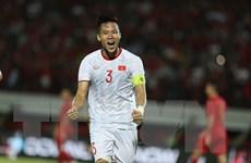 Đội trưởng tuyển Việt Nam xin lỗi sau sự cố vi phạm bản quyền hình ảnh