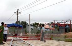 Quảng Ngãi: 1 người chết, 10 người bị thương do điện giật