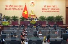 Khai mạc kỳ họp 12 Hội đồng Nhân dân thành phố Đà Nẵng khóa IX