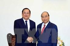 Thủ tướng: Việt Nam sẵn sàng cử chuyên gia giỏi sang hỗ trợ Lào