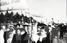 60 năm Phong trào Đồng Khởi: Huyền thoại Đội quân tóc dài Bến Tre