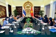 Tham khảo chính trị cấp Thứ trưởng Ngoại giao Việt Nam-Thái Lan