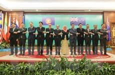 Đối thoại thường niên ASEAN-New Zealand lần thứ 27 tại Campuchia