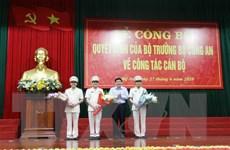 Điều động Đại tá Võ Trọng Hải làm Giám đốc Công an tỉnh Nghệ An