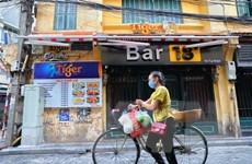 Hà Nội dừng hoạt động quán bar, karaoke từ 0 giờ ngày 1/8