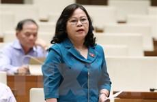 Thủ tướng Chính phủ Nguyễn Xuân Phúc bổ nhiệm hai Thứ trưởng