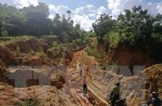 Đầu tư tuyến đường đến làng Đê Kôn sau phản ánh của TTXVN