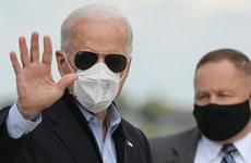 Ông Joe Biden kêu gọi mọi người đeo khẩu trang phòng dịch COVID-19