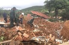 Sạt lở đất nghiêm trọng tại Quảng Trị: Đã tìm được 3 thi thể