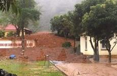 Vụ sạt lở đất tại Quảng Trị: 22 cán bộ, chiến sỹ bị vùi lấp