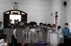 Hoãn phiên tòa xét xử 'trùm xăng giả' Trịnh Sướng và đồng phạm