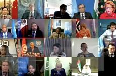Đại sứ Phạm Hải Anh: Tăng cường sự hợp tác giữa AL và Liên hợp quốc