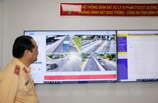 Lắp camera giám sát giao thông trên Quốc lộ 1A, đoạn qua Bình Thuận