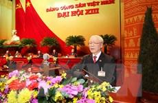 Diễn văn bế mạc Đại hội đại biểu toàn quốc lần thứ XIII của Đảng