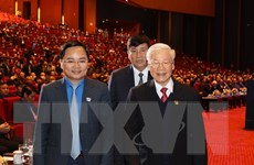 Tổng Bí thư, Chủ tịch nước lưu ý Đoàn Thanh niên quan tâm 4 vấn đề