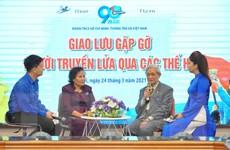 Tuổi trẻ Thông tấn xã Việt Nam: Nhiệt huyết, xung kích, sáng tạo