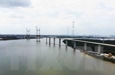 Xây dựng cầu Bình Khánh trên tuyến cao tốc Bắc-Nam qua TP Hồ Chí Minh