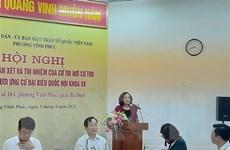 Bà Trương Thị Mai được tín nhiệm giới thiệu ứng cử đại biểu Quốc hội