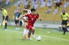 Đội hình thi đấu trận Việt Nam-Trung Quốc: Công Phượng, Văn Toàn dự bị