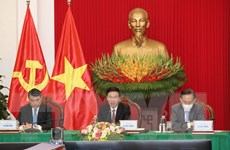 Việt Nam dự Hội nghị bàn tròn trực tuyến các chính đảng Nga-ASEAN