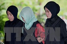Thẩm phán Malaysia thông báo tội danh mới đối với Đoàn Thị Hương