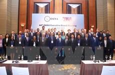 [Photo] Khai mạc Hội nghị OANA lần thứ 44 tại Hà Nội