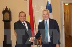 Phần Lan sẽ nỗ lực thúc đẩy EVFTA sớm được phê chuẩn, đi vào thực thi