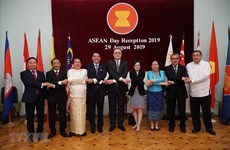 ASEAN - trọng tâm trong chính sách ''xoay trục'' của Nga