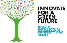 Ngày Sở hữu trí tuệ thế giới: Đổi mới sáng tạo vì một tương lai Xanh