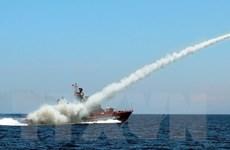 [Photo] Xây dựng lực lượng Hải quân nhân dân tinh nhuệ, hiện đại