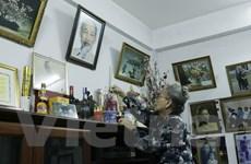 """Hình ảnh """"vị cha già dân tộc"""" trong lòng kiều bào tại Lào"""