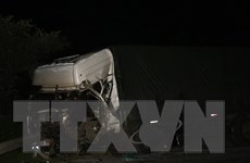 Tai nạn nghiêm trọng tại Bình Thuận: Số người tử vong đã tăng lên 8
