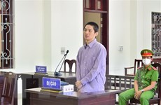 Án tử hình cho đối tượng người Singapore vận chuyển gần 10kg ma túy