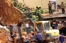 Phú Thọ: Tai nạn lao động nghiêm trọng vùi lấp nhiều công nhân