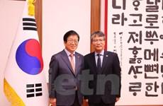 Hàn Quốc: Việt Nam là đối tác trọng tâm trong chính sách hướng Nam mới
