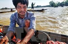 [Photo] Quảng Bình: Nhiều xã ở Lệ Thủy vẫn bị nước lũ cô lập