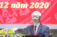 Tổng Bí thư, Chủ tịch nước chủ trì Hội nghị về phòng, chống tham nhũng
