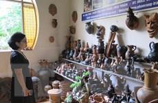 [Photo] Ninh Thuận nỗ lực bảo tồn di sản gốm Chăm Bàu Trúc
