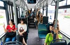 """Khám phá xe buýt điện đầu tiên tại Việt Nam với trải nghiệm """"cực chất"""""""