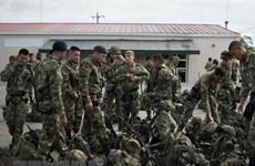 Colombia: Quân đội chính phủ và FARC đụng độ khiến 15 người tử vong