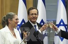 Ông Isaac Herzog được bầu làm tổng thống thứ 11 của Israel